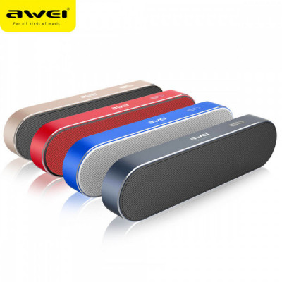 AWEI ALTAVOZ BLUET. RED