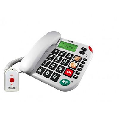 MAXCOM TELÉFONO KXT481 SOS...