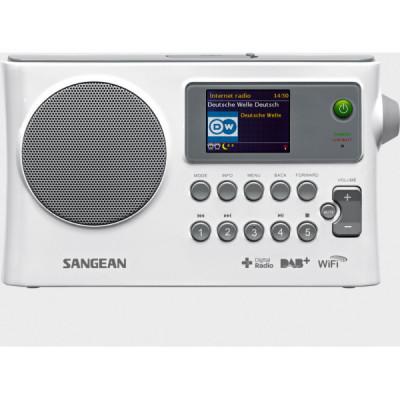 SANGEAN RADIO WIFI MOD....