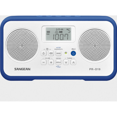 SANGEAN RADIO PR-D19 AZUL...