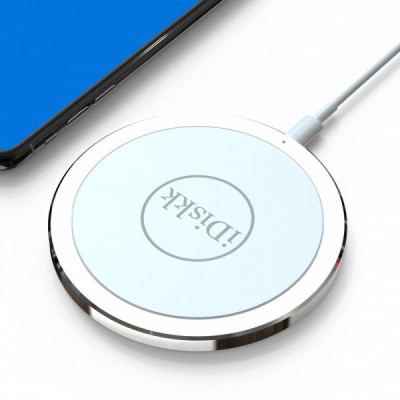 IDISKK WIRELESS CHARGER W01