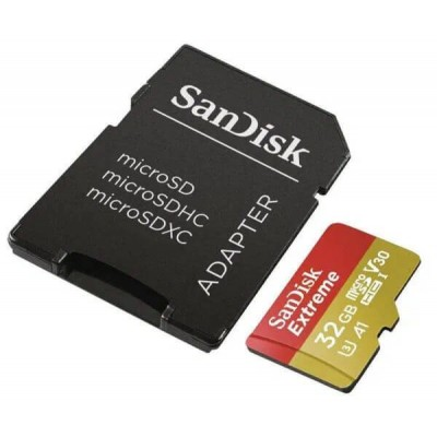 SANDISK MICRO SD EXTREME A1...