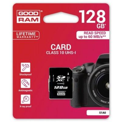 GOODRAM SD 128GB CLASS10