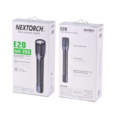 NEXTORCH LINTERNA LED 255...