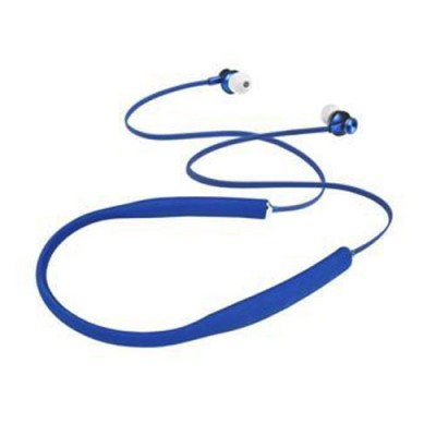 TOSHIBA EARPHONE BLUE