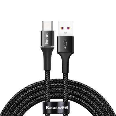 BASEUS CABLE CARGA USB TYPE...