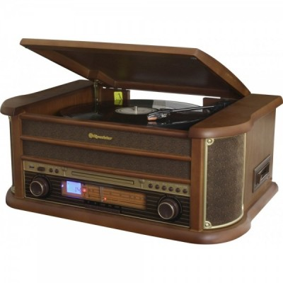 ROADSTAR WOODEN HOME HIFI
