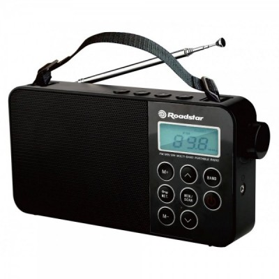 ROADSTAR PORTABLE MULTIBAND...