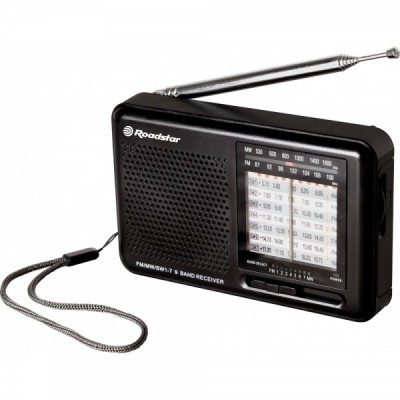 ROADSTAR MW/FM/SW1-7 BAND...