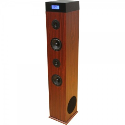 ROADSTAR WOODEN TOWER SPEAKER