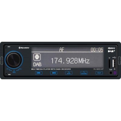 ROADSTAR DAB+/AM/FM CAR RADIO
