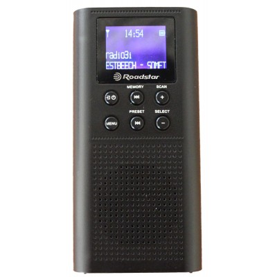 ROADSTAR DC PORTABLE RADIO