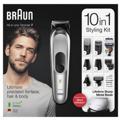 BRAUN ALL IN 1 TRIMMER 10...