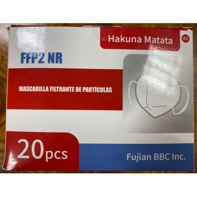 HAKUNA MATATA MASC.FFP2...