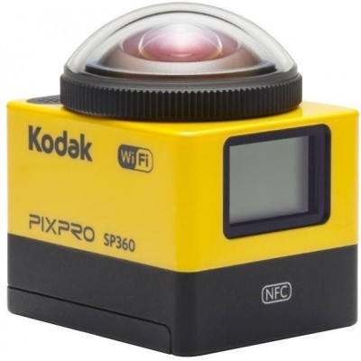 KODAK SP360 ACTION CAM...