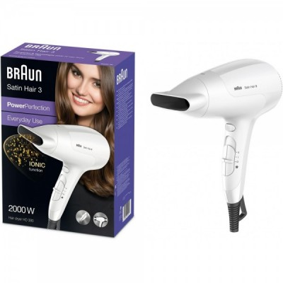 BRAUN SECADOR SATIN HAIR 3
