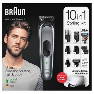 BRAUN MULTIGROOM KIT...