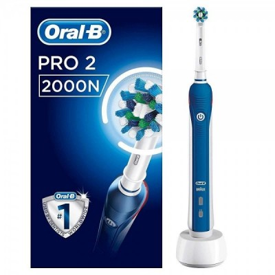 ORAL B CEPILLO CROSS ACTION...