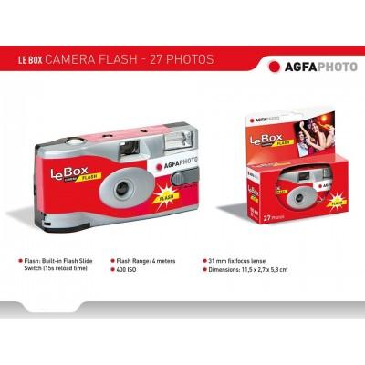 AGFA PAPER BOX 400 27 FLASH