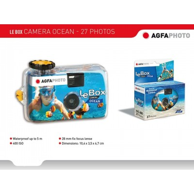 AGFA PAPER BOX OCEAN 400 27